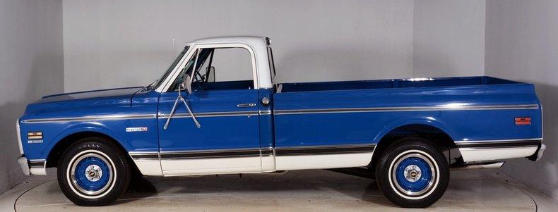 1970 Chevrolet Cheyenne Image 29