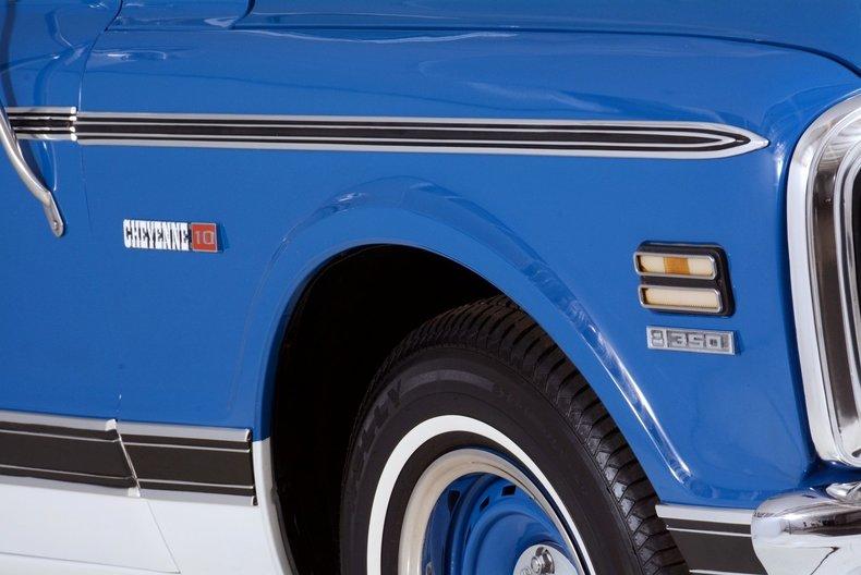1970 Chevrolet Cheyenne Image 36