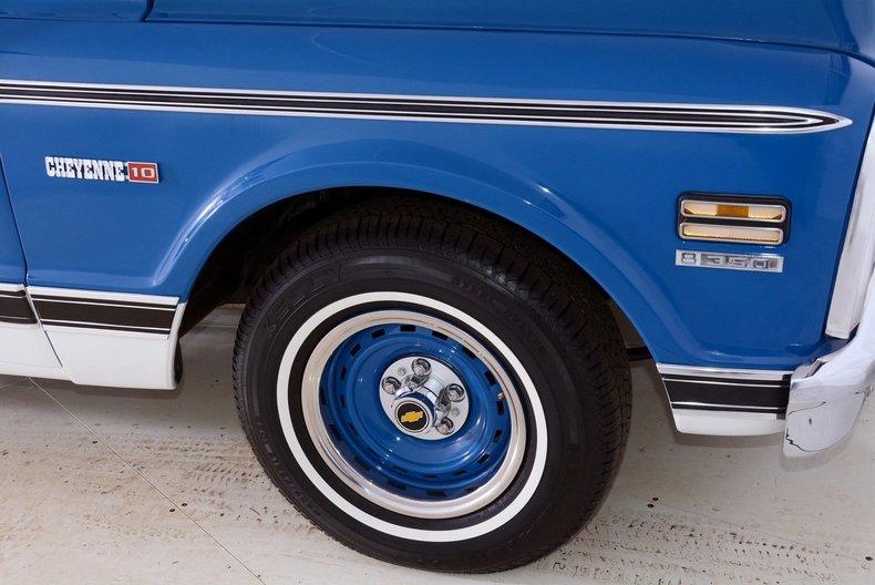 1970 Chevrolet Cheyenne Image 43