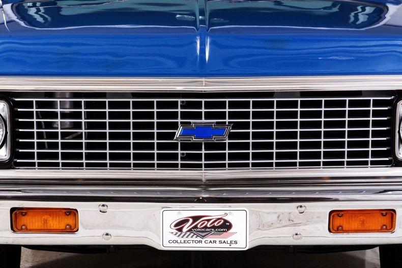 1970 Chevrolet Cheyenne Image 49
