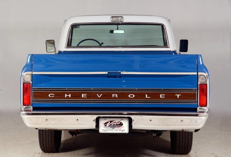 1970 Chevrolet Cheyenne Image 53
