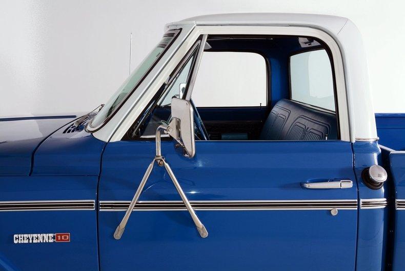1970 Chevrolet Cheyenne Image 57
