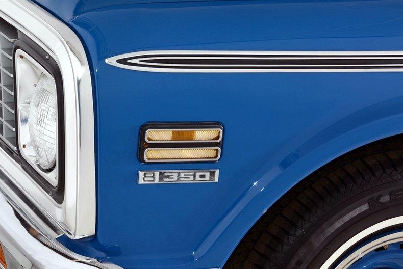1970 Chevrolet Cheyenne Image 62