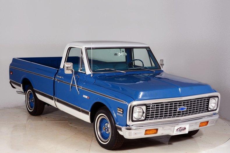 1970 Chevrolet Cheyenne Image 68