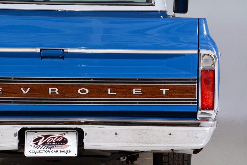 1970 Chevrolet Cheyenne Image 69