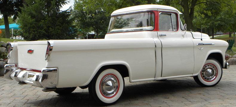 1956 Chevrolet 3100 Image 4