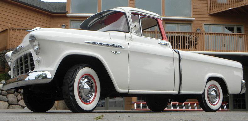 1956 Chevrolet 3100 Image 7