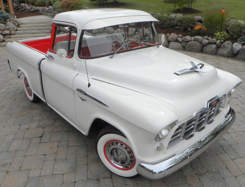 1956 Chevrolet 3100 Image 8