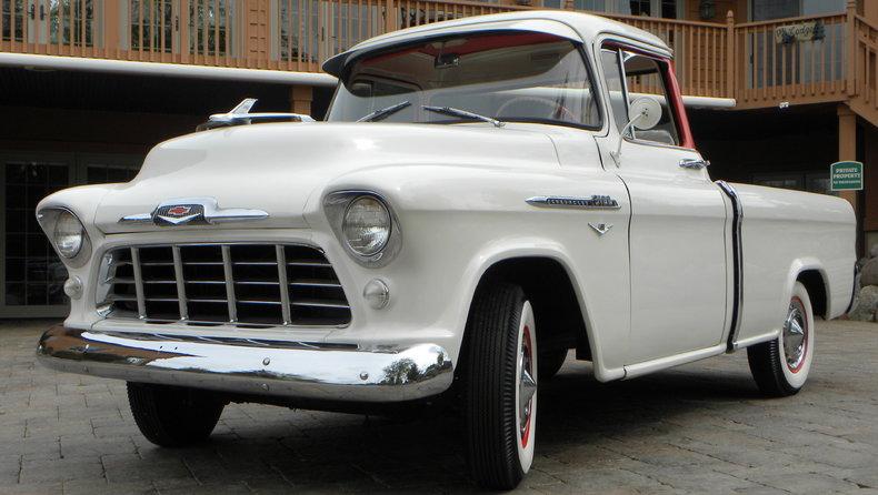 1956 Chevrolet 3100 Image 13