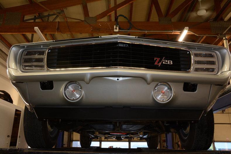 1969 Chevrolet Camaro Image 121