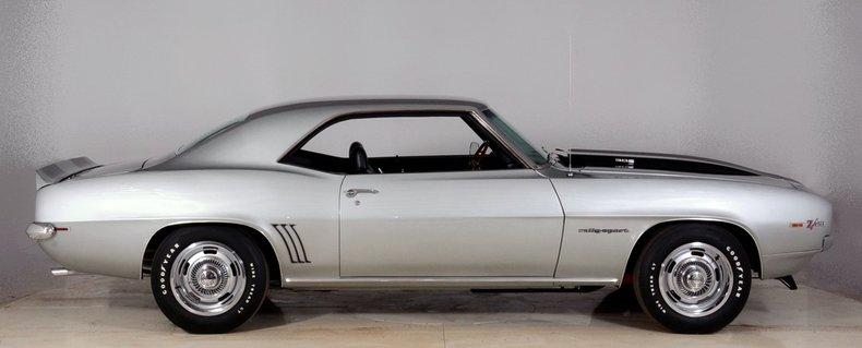 1969 Chevrolet Camaro Image 18