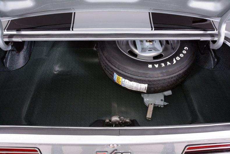 1969 Chevrolet Camaro Image 87
