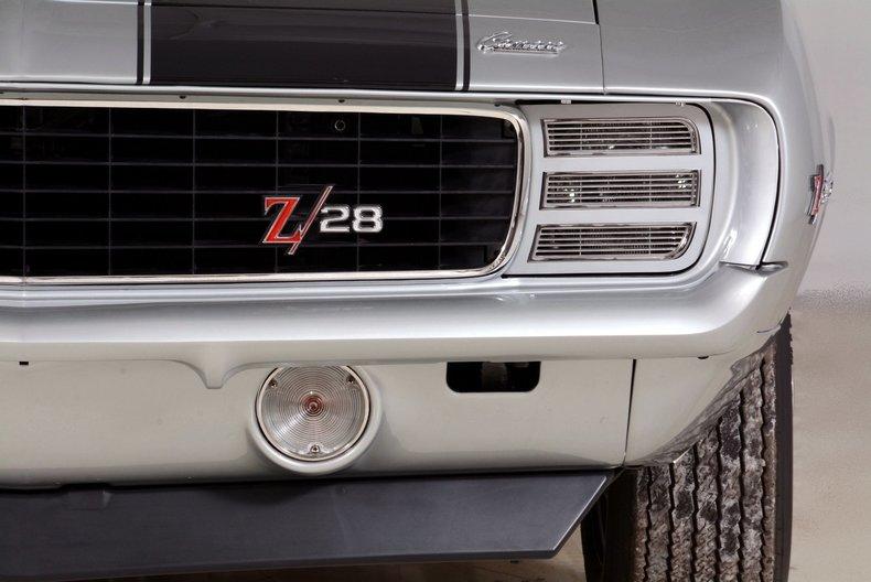 1969 Chevrolet Camaro Image 91