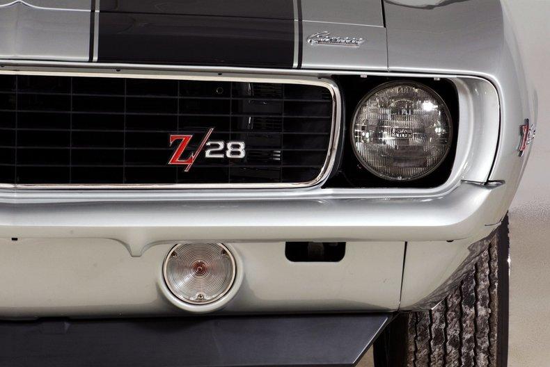 1969 Chevrolet Camaro Image 92