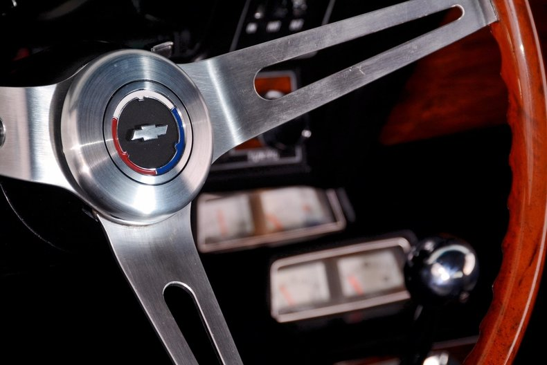 1969 Chevrolet Camaro Image 94