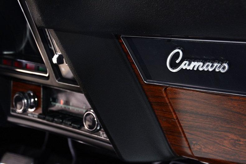 1969 Chevrolet Camaro Image 102