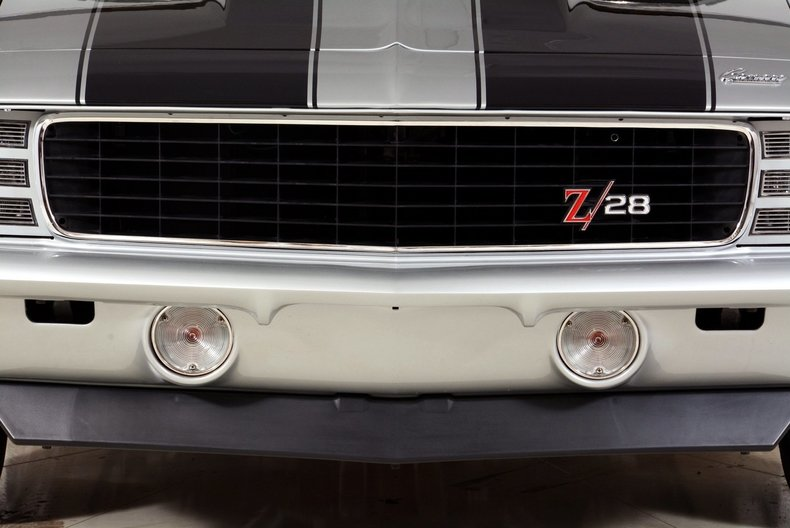 1969 Chevrolet Camaro Image 107