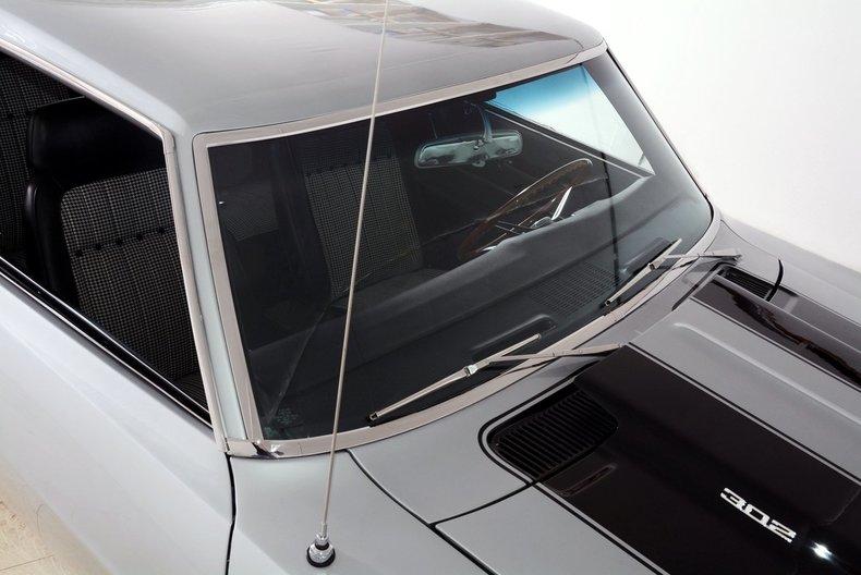 1969 Chevrolet Camaro Image 112