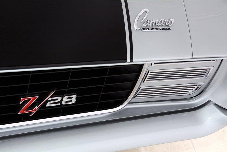 1969 Chevrolet Camaro Image 113