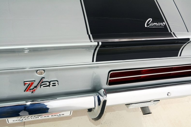 1969 Chevrolet Camaro Image 116