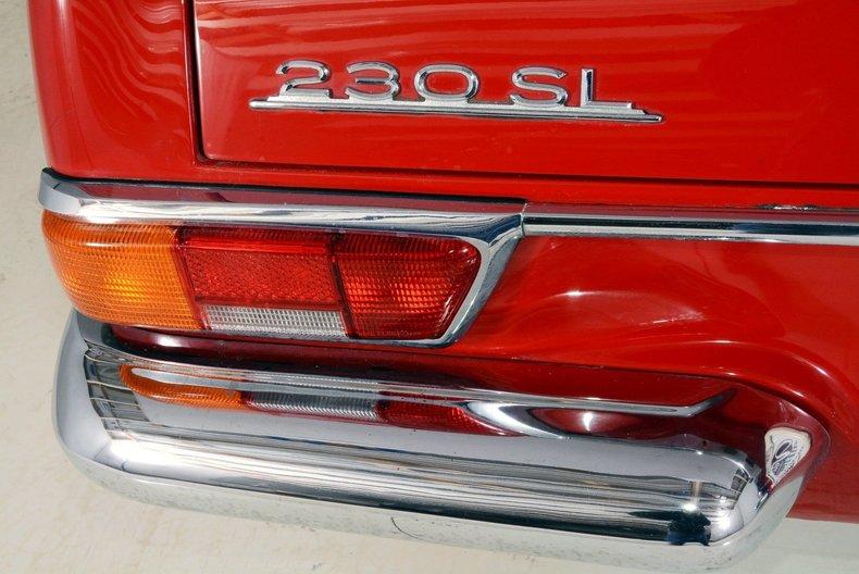 1964 Mercedes-Benz 230SL Image 7