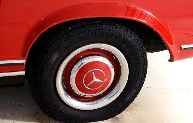 1964 Mercedes-Benz 230SL Image 15