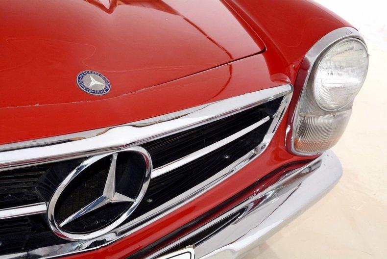 1964 Mercedes-Benz 230SL Image 16