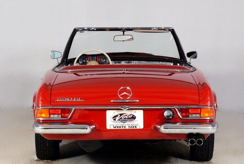 1964 Mercedes-Benz 230SL Image 17