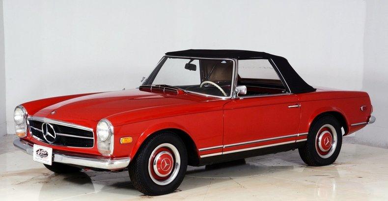 1964 Mercedes-Benz 230SL Image 25