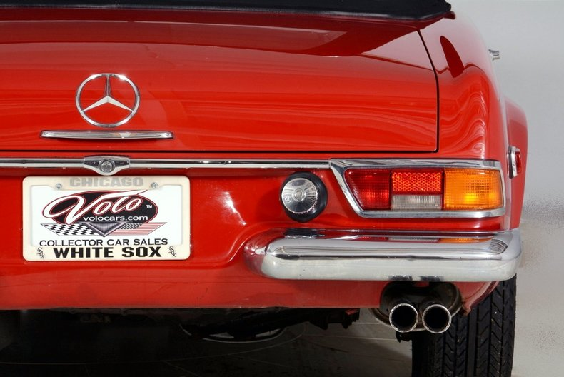 1964 Mercedes-Benz 230SL Image 27
