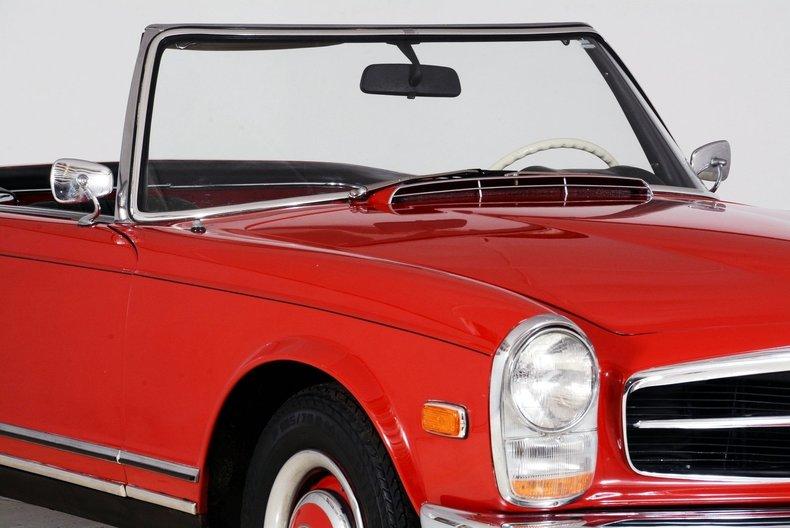 1964 Mercedes-Benz 230SL Image 30