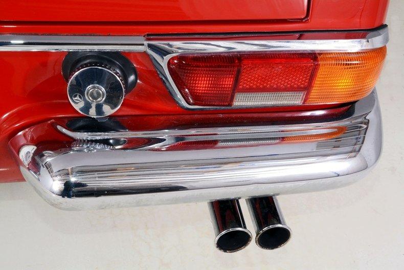 1964 Mercedes-Benz 230SL Image 32