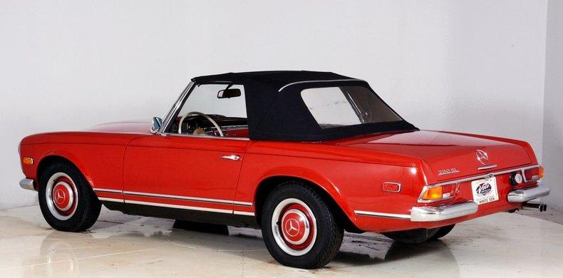 1964 Mercedes-Benz 230SL Image 33