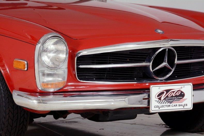 1964 Mercedes-Benz 230SL Image 35