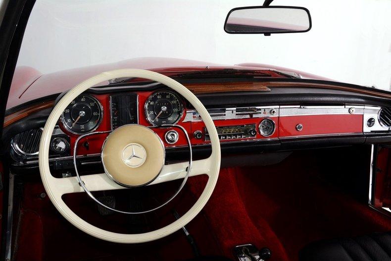 1964 Mercedes-Benz 230SL Image 37