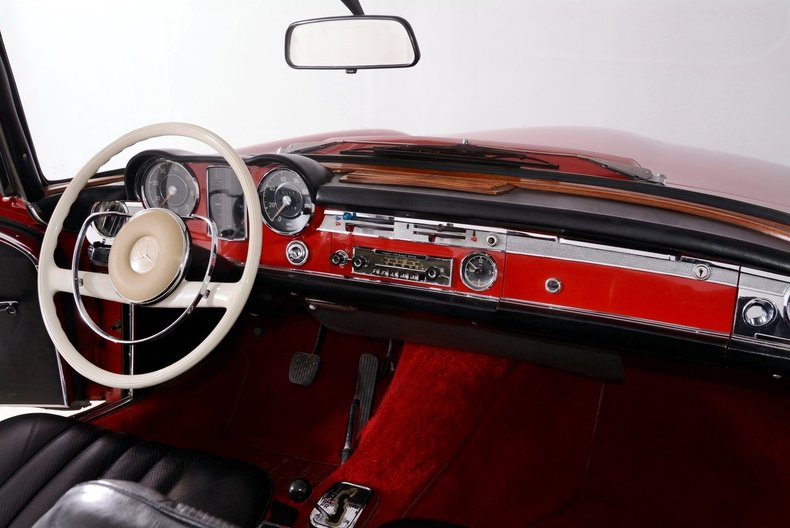 1964 Mercedes-Benz 230SL Image 42