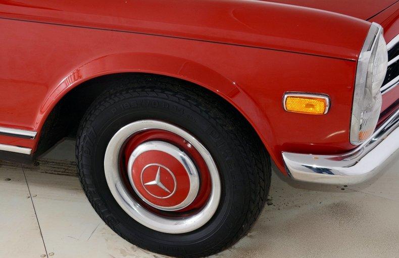 1964 Mercedes-Benz 230SL Image 43