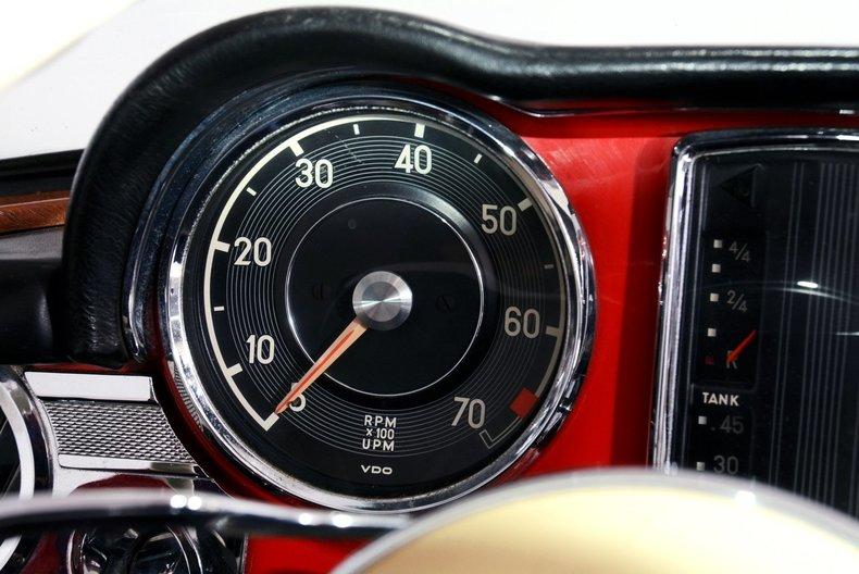 1964 Mercedes-Benz 230SL Image 47