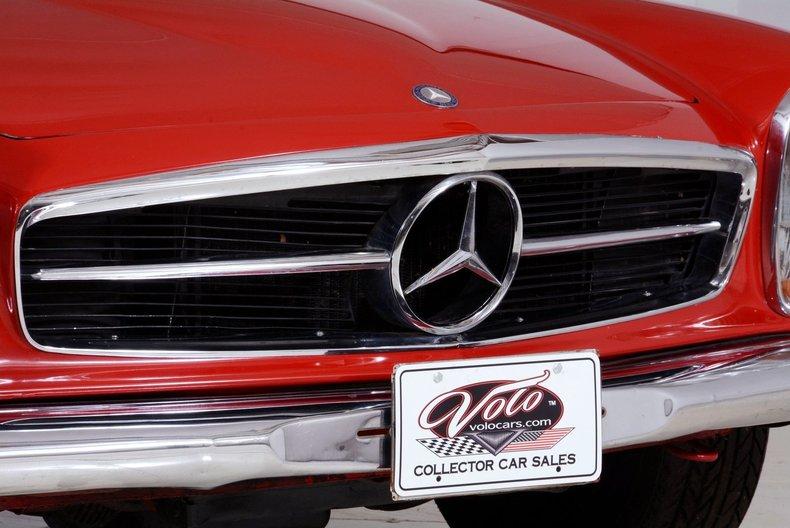 1964 Mercedes-Benz 230SL Image 48
