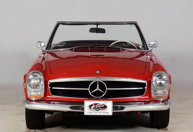 1964 Mercedes-Benz 230SL Image 49