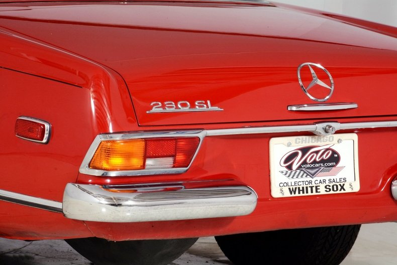 1964 Mercedes-Benz 230SL Image 51