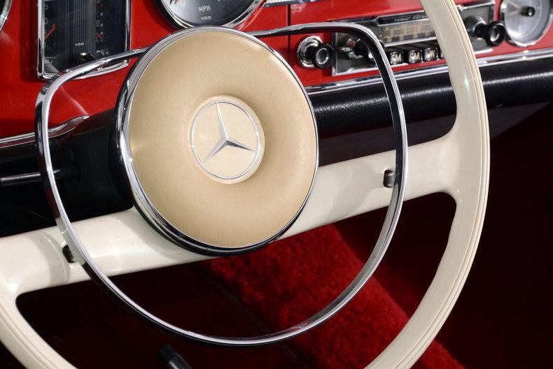 1964 Mercedes-Benz 230SL Image 53