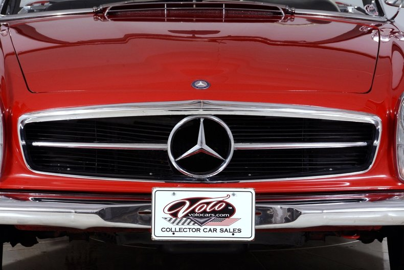 1964 Mercedes-Benz 230SL Image 54