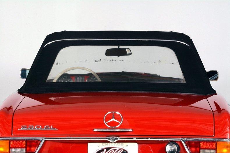1964 Mercedes-Benz 230SL Image 62