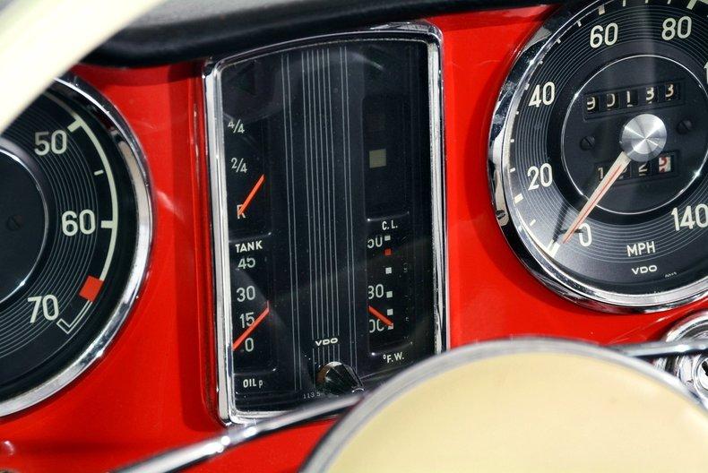 1964 Mercedes-Benz 230SL Image 64