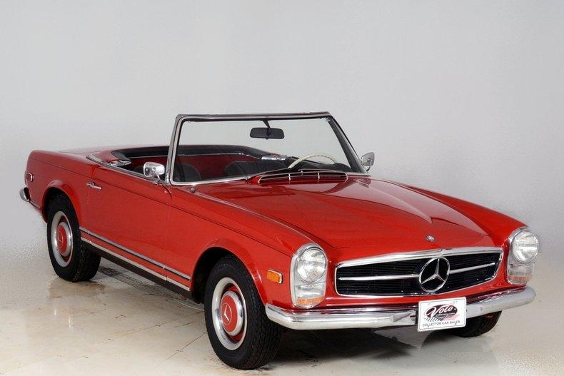 1964 Mercedes-Benz 230SL Image 82