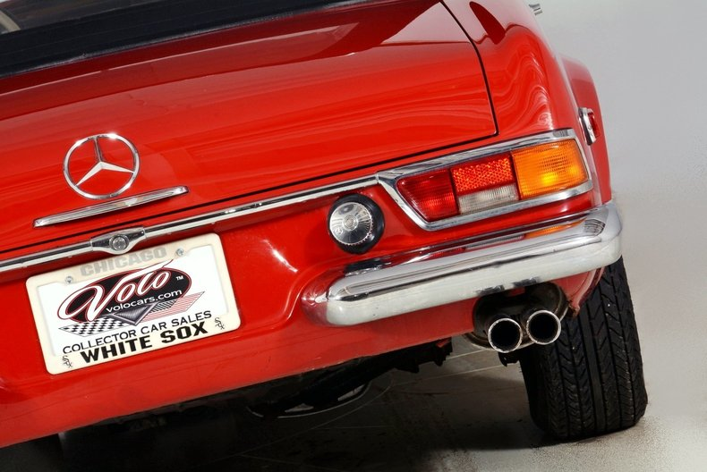 1964 Mercedes-Benz 230SL Image 83