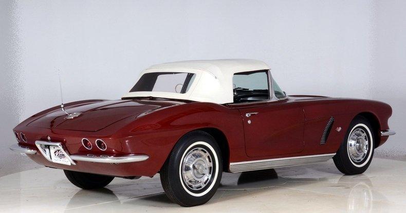 1962 Chevrolet Corvette Image 3