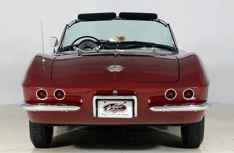 1962 Chevrolet Corvette Image 18