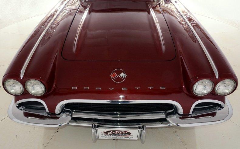 1962 Chevrolet Corvette Image 25